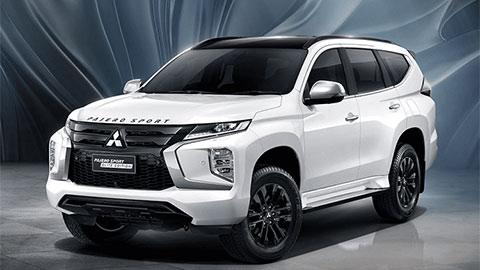 Mitsubishi Pajero Sport 2021 bản đặc biệt, ngoại hình hầm hố giá từ 980 triệu đồng, đấu Hyundai Santa Fe,