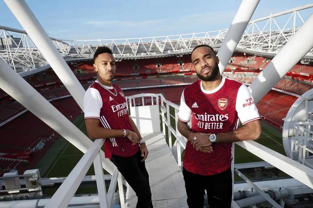 Bộ đôi này đã ghi tổng cộng 30 bàn cho Arsenal ở Premier League 2019/20