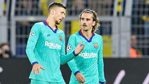 Barca trước trận gặp Napoli: 'Băng đảng người Pháp' chạy đua với thời gian