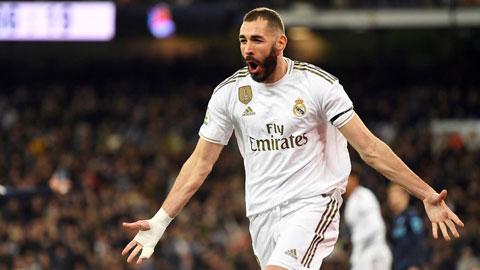 Cánh cửa trở lại ĐT Pháp đang hé mở với Benzema