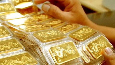 Giá vàng hôm nay 24/7: Vàng SJC vượt mốc 55 triệu đồng/lượng ...