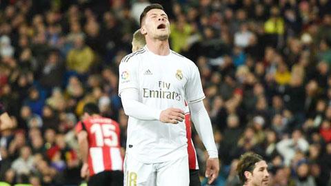 Monaco tính mượn Luka Jovic