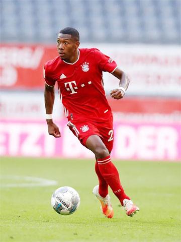 David Alaba đòi mức lương hơn 20 triệu euro/năm mới gia hạn với Bayern