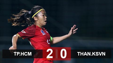 TP.HCM lên ngôi vô địch vô địch Cúp Quốc gia nữ 2020