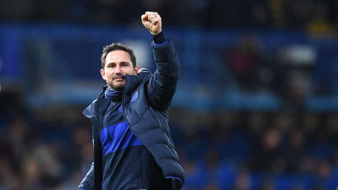Lampard sẽ được tin tưởng hơn nếu đưa Chelsea vào top 4