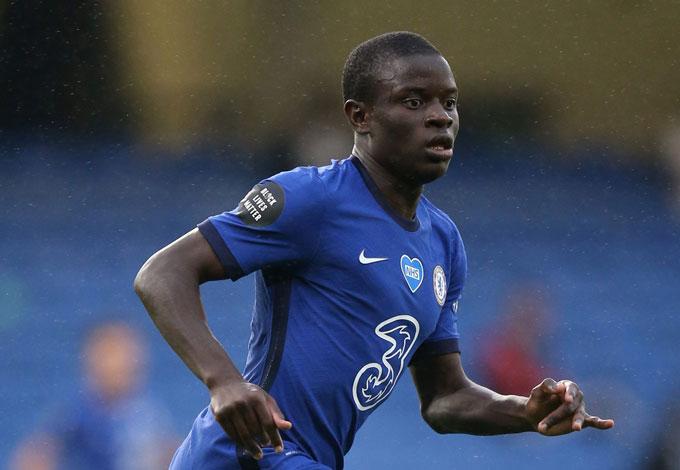 Một ngôi sao như Kante không nên chỉ đá tại Europa League