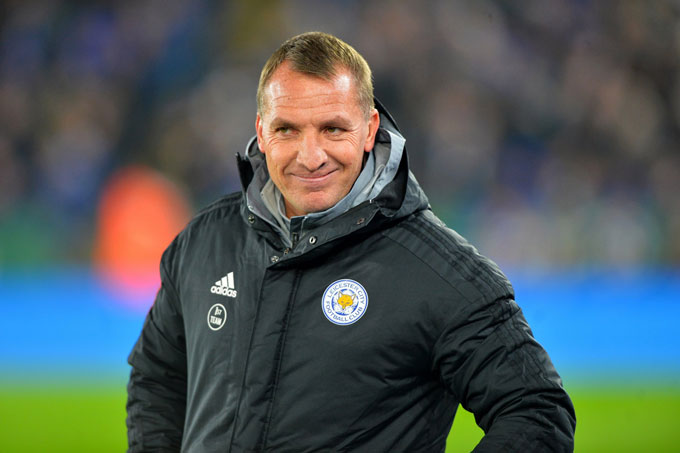 Rodgers đang có những thành công lớn cùng Leicester