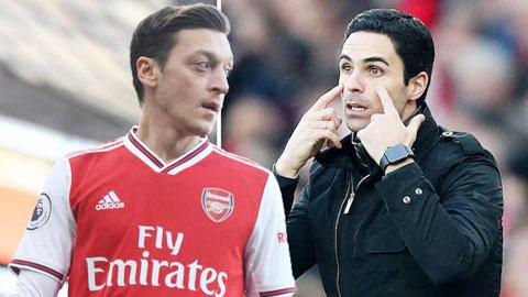 Arsenal sẽ tìm kiếm một... Oezil khác