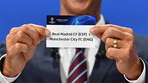 Man City mất lợi thế sân nhà ở màn tái đấu Real vì Covid-19?