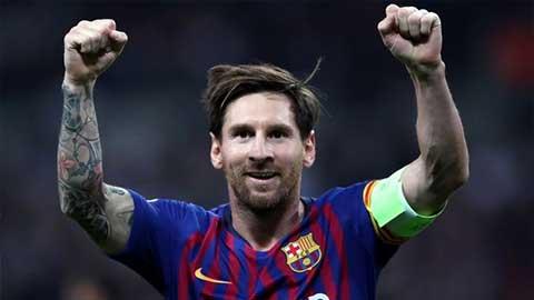 Messi phá 11 kỷ lục ở mùa giải này dù Barca cán đích sau Real