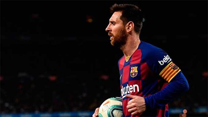Messi giành cả danh hiệu vua phá lưới lẫn vua kiến tạo tại La Liga mùa này