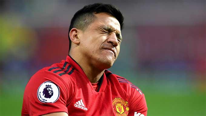 Sanchez bị xem là bản hợp đồng thất bại của M.U