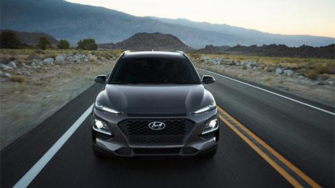 Hyundai Kona Turbo có thêm bản 'bóng đêm' siêu ngầu, giá mềm, đấu Kia Seltos, Ford EcoSport