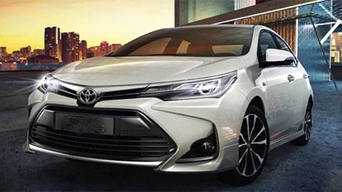 Toyota Corolla Altis 2020 sắp bán tại VN, giá thấp hơn đời cũ, đe Mazda 3, Kia Cerato, honda Civic