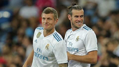 Kroos tiết lộ nỗi lòng khiến Bale bất mãn Real