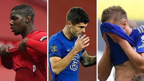 Lợi thế của M.U trước Chelsea và Leicester trong cuộc đua Top 4