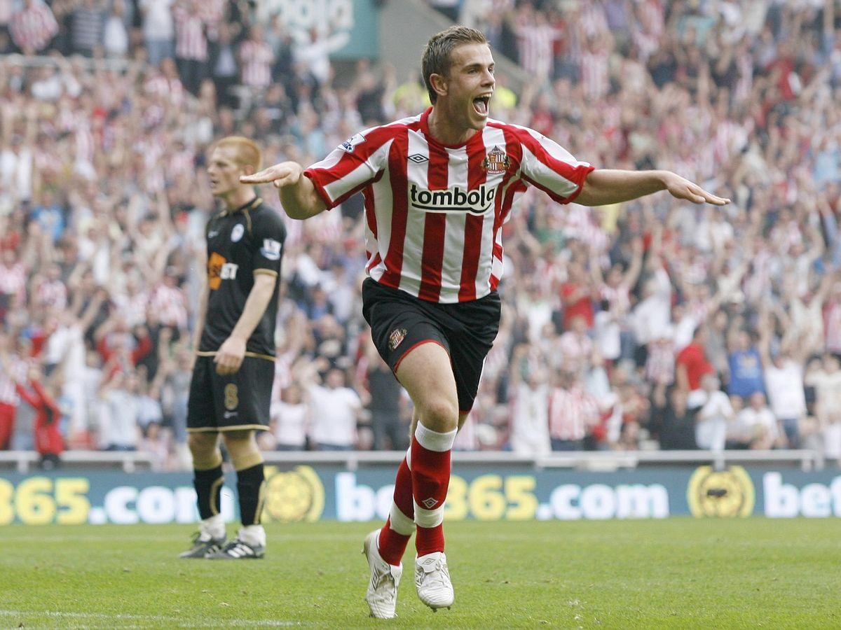 Henderson bị chế nhạo từ khi thi đấu cho Sunderland ở tuổi 18