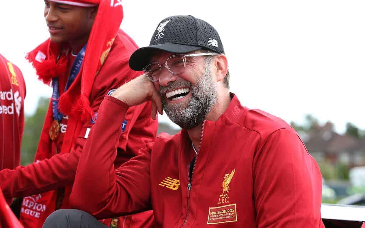 Klopp đã làm tròn lời hứa với CLB và CĐV Liverpool