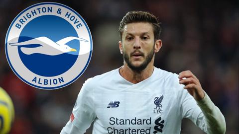 'Huyền thoại' của Liverpool gia nhập Brighton với bản hợp đồng 3 năm