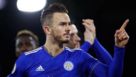 Maddison nhận lương gấp đôi ở Leicester, M.U hụt mất 'con mồi' ưa thích