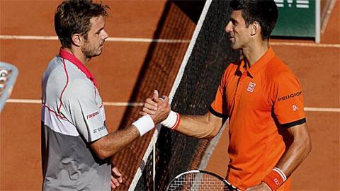 Federer, Nadal và Djokovic không phải là 'ngáo ộp'
