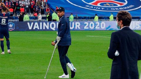Mất Mbappe, PSG sẽ đá với hàng công nào khi gặp Atalanta?