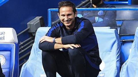 Lampard muốn thu hẹp khoảng cách giữa Chelsea với Man City và Liverpool