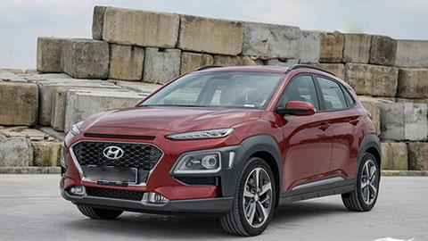 Hyundai Kona bất ngờ giảm giá, 'dằn mặt' Kia Seltos vừa ra mắt tại VN