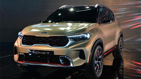 Kia sắp ra mắt mẫu SUV cỡ nhỏ giá chỉ từ 217 triệu đồng