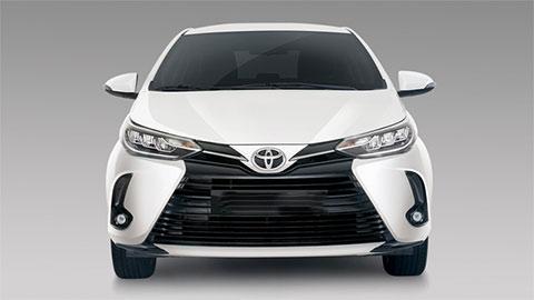 Toyota Vios 2021 ra mắt đẹp như Camry, giá hơn 300 triệu đồng, đấu Honda City, Hyundai Accent