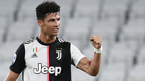 Ronaldo đoạt chiếc cúp thứ 30 trong sự nghiệp
