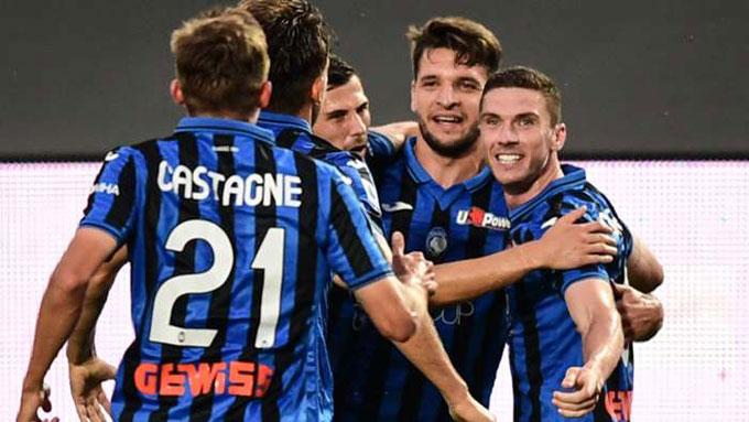 Nhưng Atalanta mới đang là đội bóng tấn công hấp dẫn nhất Serie A thời điểm này