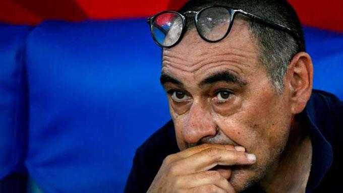 Sarri được mang về để giúp Juventus vừa thi đấu đẹp mắt vừa giành các danh hiệu