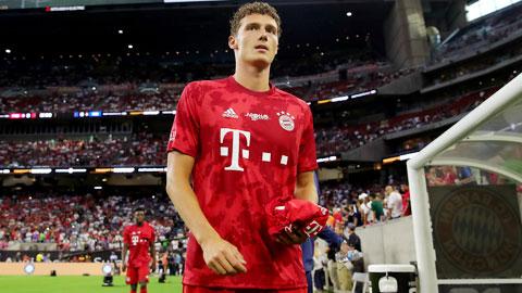 Bayern: Ai thay thế Benjamin Pavard?