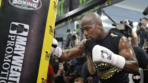 5 võ sỹ UFC sẵn sàng thách đấu khi Mayweather tái xuất
