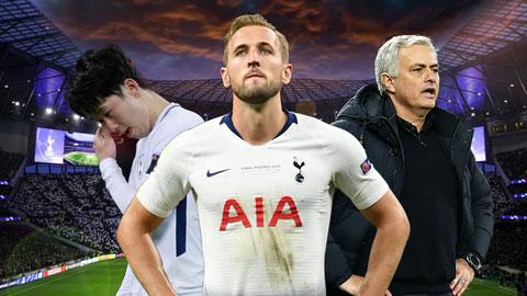 Tottenham mùa 2019/20: Mây đen bao phủ Bắc London