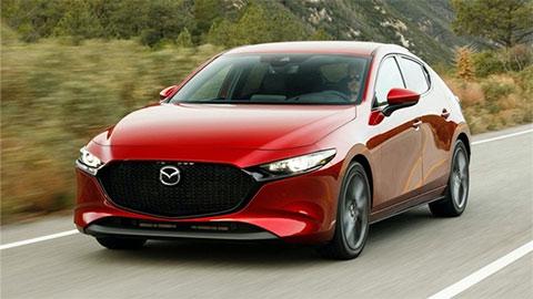 Mazda 3 2021 đẹp mê ly, trang bị động cơ Turbo, giá ngon, đấu Kia Cerato, Honda Civic