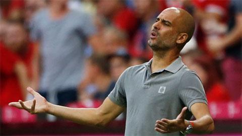 Guardiola rời Bayern vì bị từ chối duyệt mua 7 ngôi sao