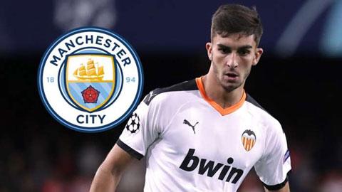 Ferran Torres sẽ là tân binh đầu tiên của Man City ở phiên chợ Hè 2020
