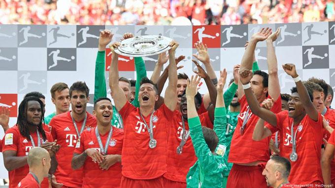58 năm ngày Bundesliga ra đời: Đi lên từ cường quốc không hồn