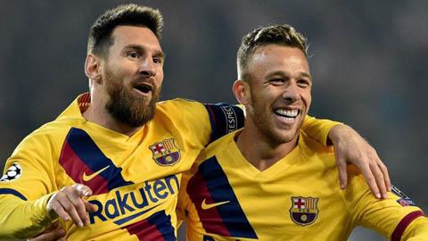 Bị Barca hắt hủi, tân binh của Juventus đáp trả quyết liệt