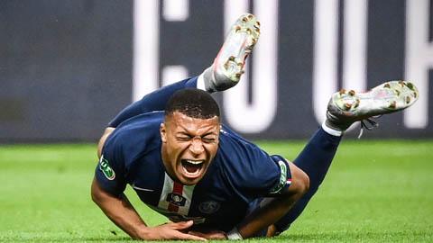 PSG xác nhận Mbappe kịp trở lại ở... bán kết Champions League