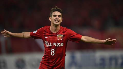 Oscar bất ngờ muốn từ bỏ Brazil để nhập tịch, khoác áo ĐT Trung Quốc