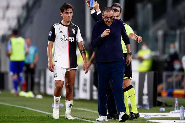 Dybala đang là cầu thủ quan trọng của Juventus