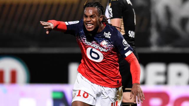 Sanches đã chơi rất hay ở Lille