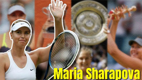 Sharapova và góc khuất sau scandal doping
