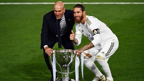 Real Madrid: Zidane còn hơn cả một HLV