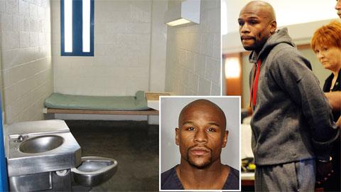 60 ngày ở tù kinh hoàng của Mayweather