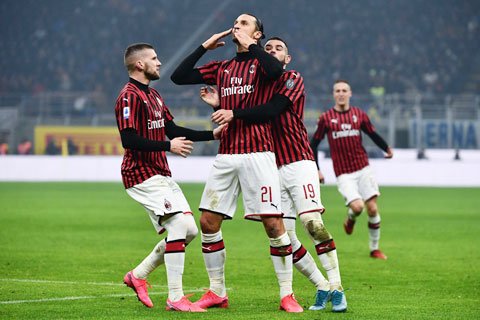 Với phong độ đang cao, Milan đủ sức đánh bại Sampdoria ngay trên đất khách