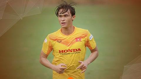 BR-VTmượn cầu thủ từng đượcHLV Park Hang Seo gọi lên U23 Việt Nam